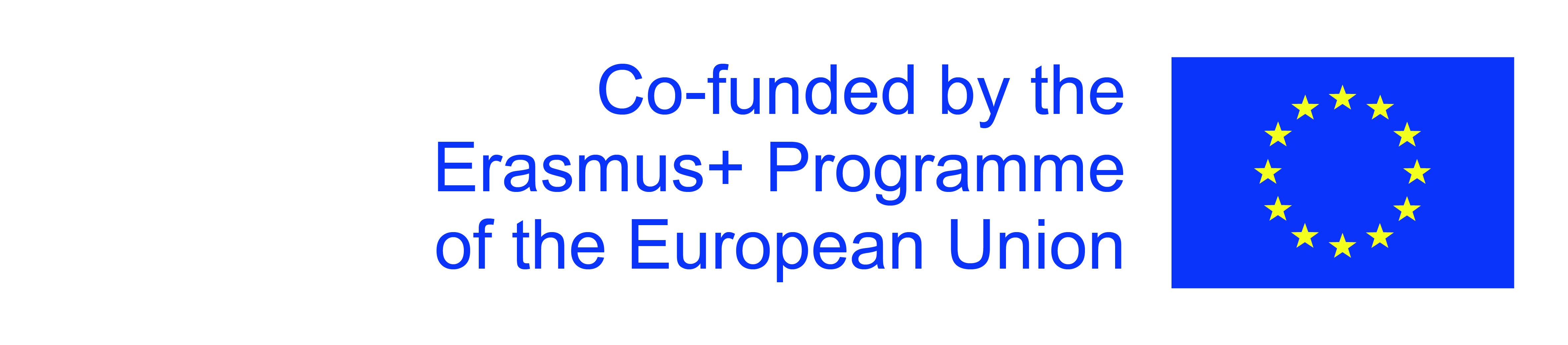 ERASMUS+ cofunded
